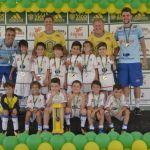 Campeão Sub-7: Centro de Futebol Zico