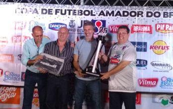 Taça Disciplina para A.A.Grajaú  (Categoria SuperMaster)