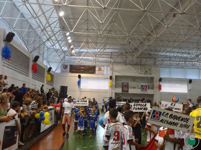Copa Prefeitura Bahamas de Futsal 2018: veja resultados dos boletins 1 e 2