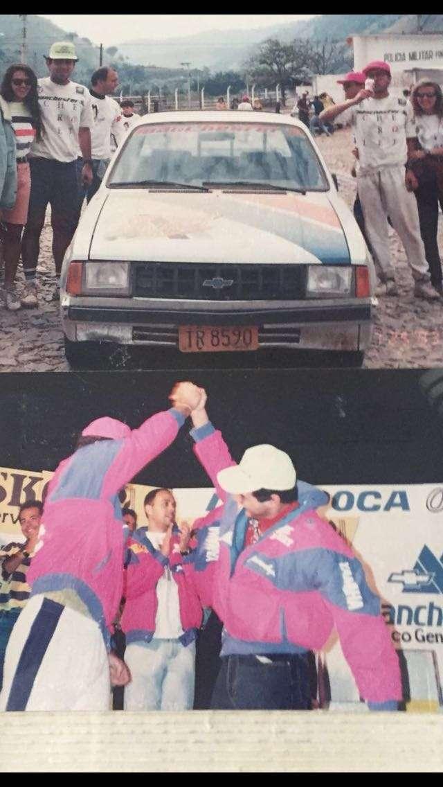 Campeão IOR 1993 Categoria Rally 4 x 2