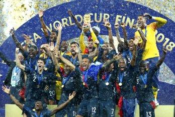 Copa 2018: França campeã! Veja fichas técnicas de todos os jogos