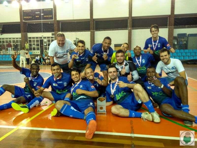 É campeã! Rezato fatura título do futsal nos Jogos SESI 2018