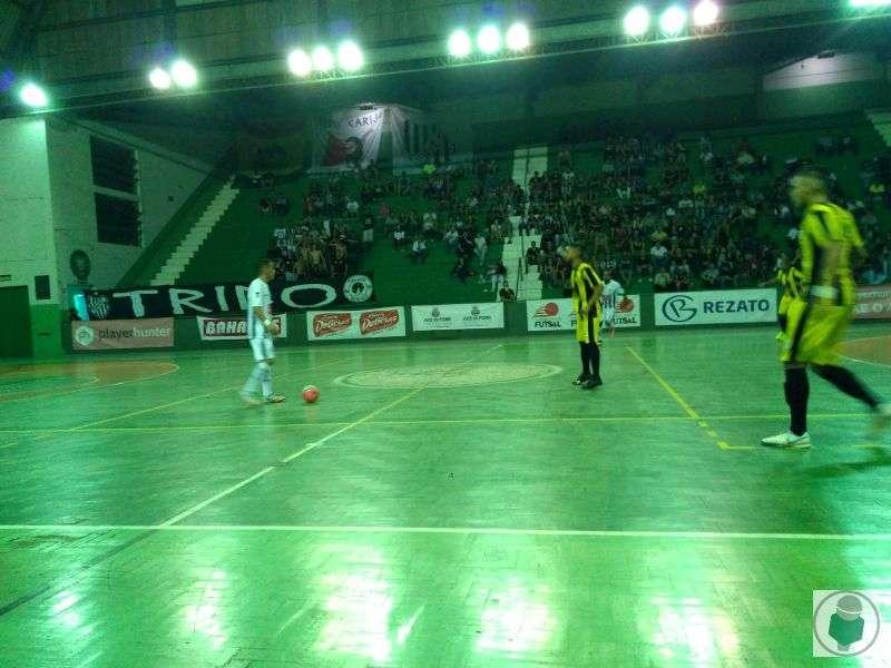 Rodada quente! Tupi Futsal perde estreia e agora só a vitória interessa