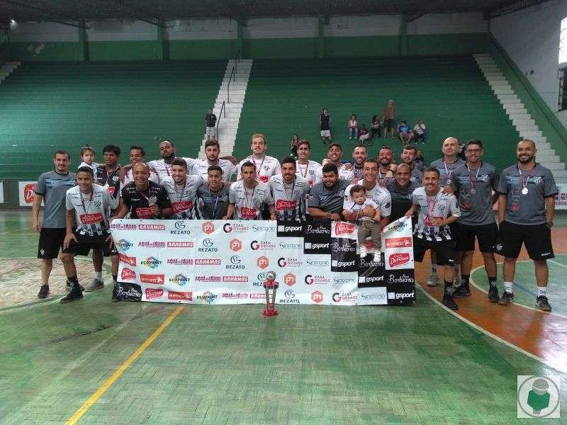 É prata! Tupi Futsal fica com o vice-campeonato do Mineiro do Interior