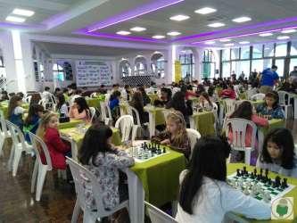 Campeonato teve entre 200 e 250 participantes em cada etapa