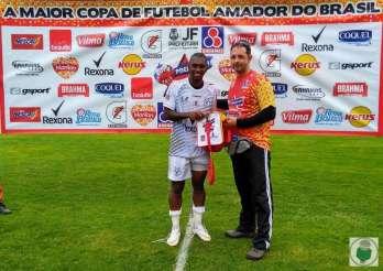 Com justiça, Vitinho foi eleito o melhor em campo na decisão