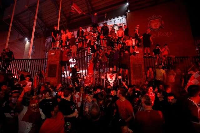 Inglaterra tem festa do Liverpool. Confira mais do futebol europeu