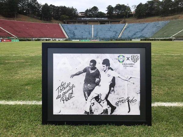 Pelé 80 anos: as lembranças que ligam o Rei do Futebol a JF