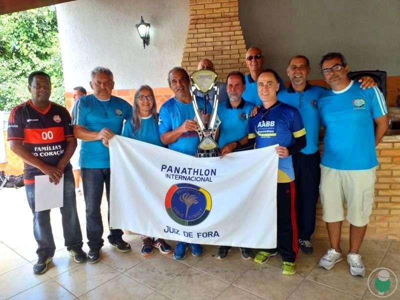 Panathlon Club cancela Torneio de Futebol Sênior 2020