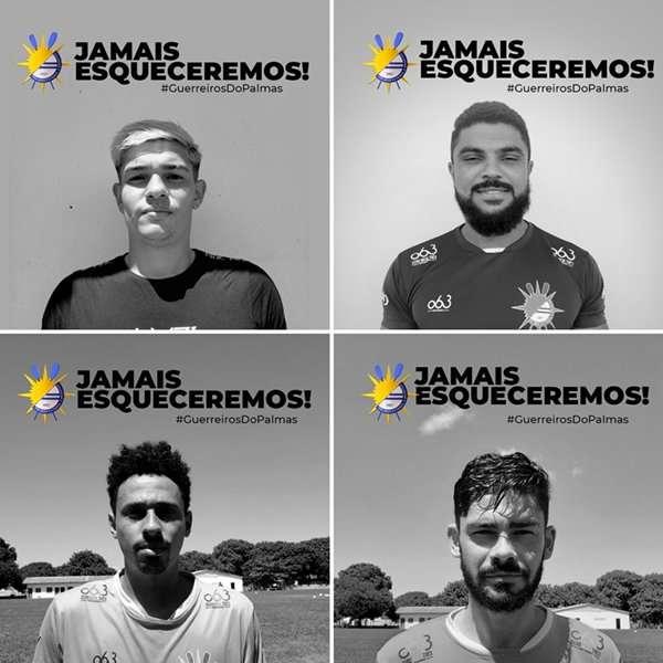 Clubes manifestam pesar por acidente com parte da delegação do Palmas (TO)
