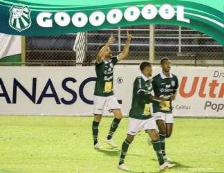 Caldense derruba Atlético; Tombense, Cruzeiro e Athletic não vencem no Mineiro