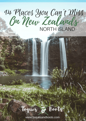 Every place has a list of 'must-see' places. Here are 14 Places You Can't Miss On the North Island of New Zealand. Trust us they're incredible!