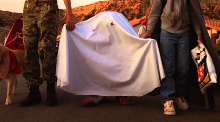 E.T., Halloween, ghost