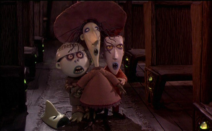 the Nightmare Before Christmas, Lock, Shock and Barrel