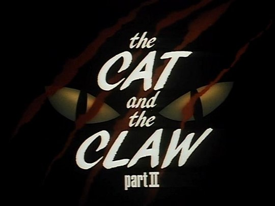 Batman: The Animated Series Rewatch on Tor.com: The Cat and the Claw: Part 1 & 2