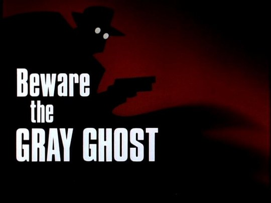Batman The Animated Series Rewatch Beware The Gray Ghost Torcom - Superhero logos turned into oddly satisfying line animations