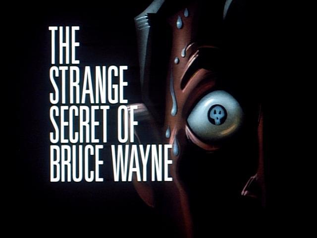 Batman: The Animated Series Rewatch: Cat Scratch Fever & The Strange Secret of Bruce Wayne