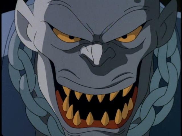 Batman the Animated Series Killer Croc