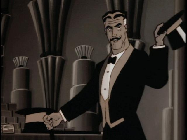 Batman Animated Series Rewatch Paging the Crime Doctor Zatanna
