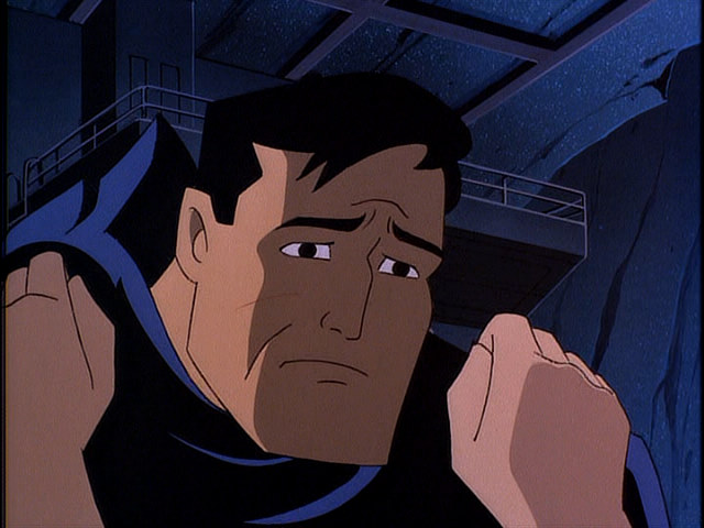 Batman The Animated Series Rewatch Batman Mask of the Phantasm