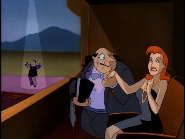 Batman The Animated Series Rewatch Birds of a Feather What is Reality tv cartoon