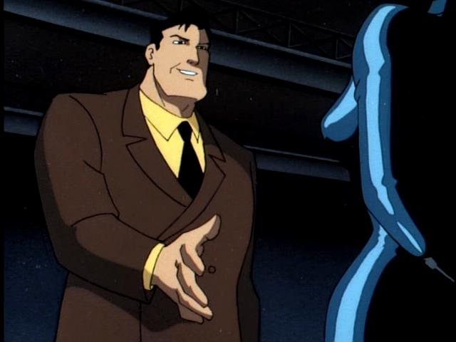 Batman: The Animated Series Rewatch: Hearts of Steel, Part 1 & 2