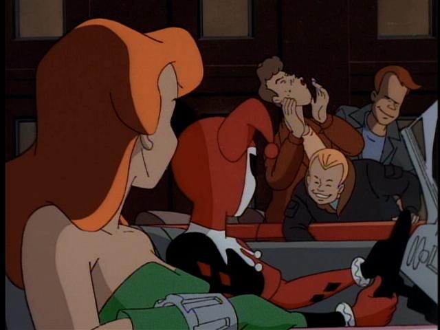Batman The Animated Series Rewatch The Mechanic and Harley and Ivy
