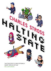 Halting State, UK cover