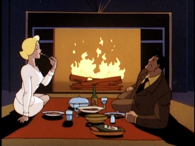 Batman: The Animated Series Rewatch: Heart of Steel, Part 1 & 2