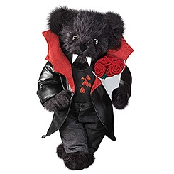 Vampire Teddy Bear