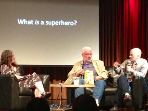 92y What is a Superhero