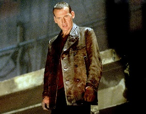 Ninth Doctor leather jacket