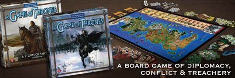 A Game of Thrones — The Board Game