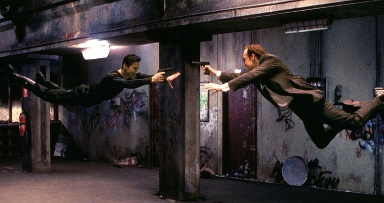 The Matrix Captures the Feel of Video Games
