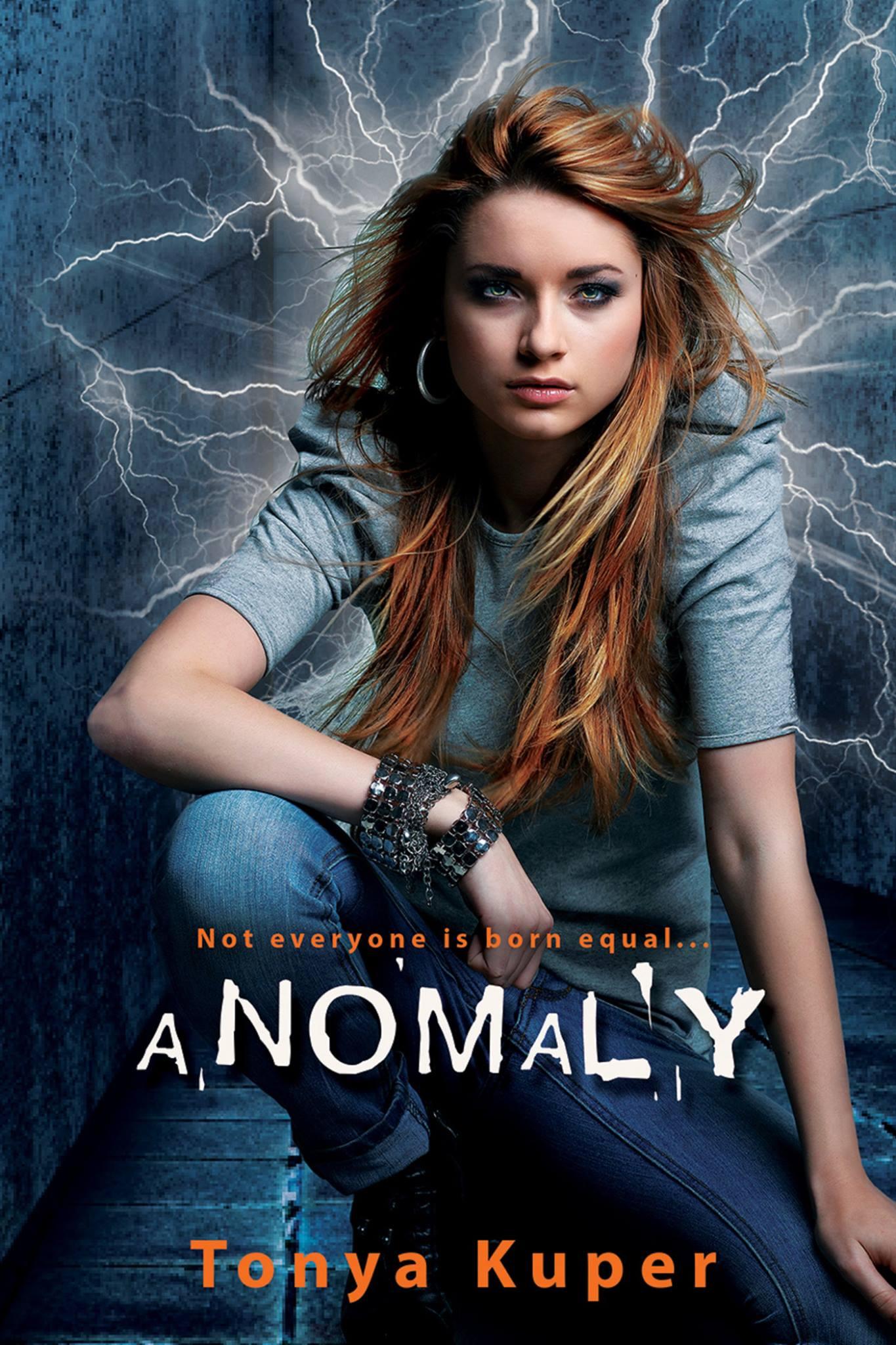 Anomaly (Schrodinger's Consortium #1) by Tonya Kuper