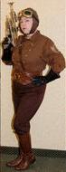 Steampunk archetype costume - Aviator