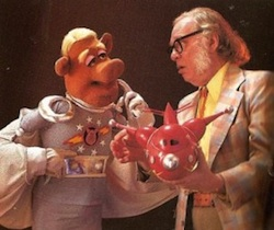 Isaac Asimov Muppets Pigs in Space Dr Strangepork