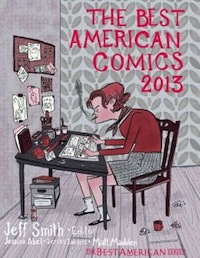 Best American Comics 2013 Jeff Smith