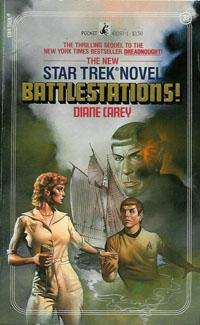 Battlestations by Diane Carey