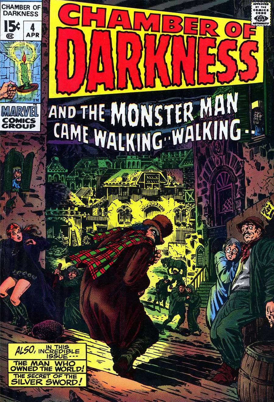 Chamber of Darkness #4