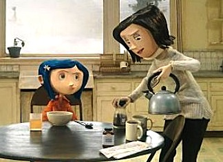 Coraline Mother Henry Sellick Neil Gaiman