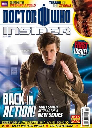 Doctor Who Insider