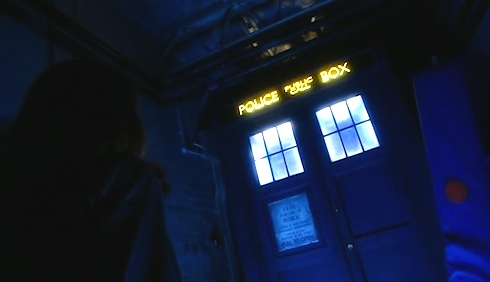Rose, I'm Trying to Resonate Concrete: The Greatest, Smallest Moments of Doctor Who