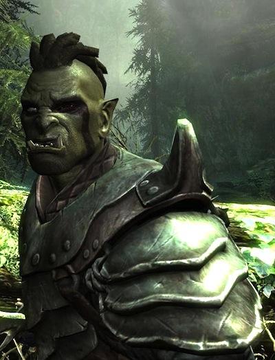 Elder Scrolls, Orc