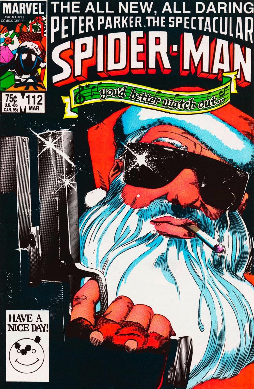 Figure 17 Peter Parker  112 1986