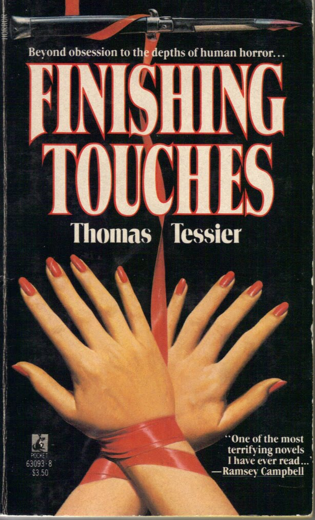 Finishing Touches Thomas Tessier