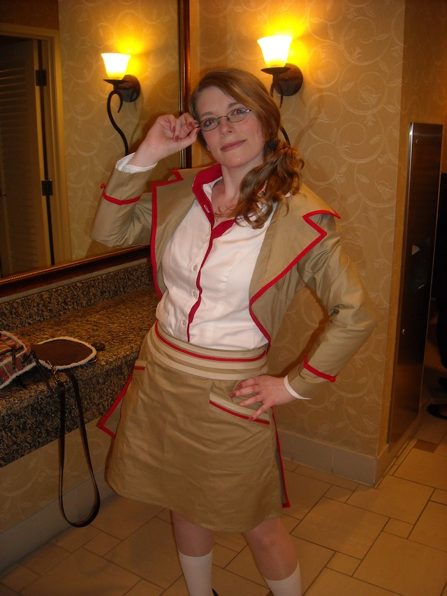 Cosplay pictures from Doctor Who convention Gallifrey One 2012