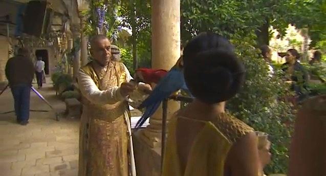 Qarth from Game of Thrones season 2