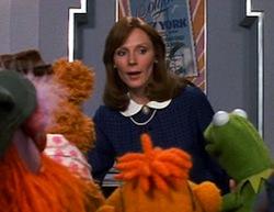 Gates McFadden Muppets Take Manhattan