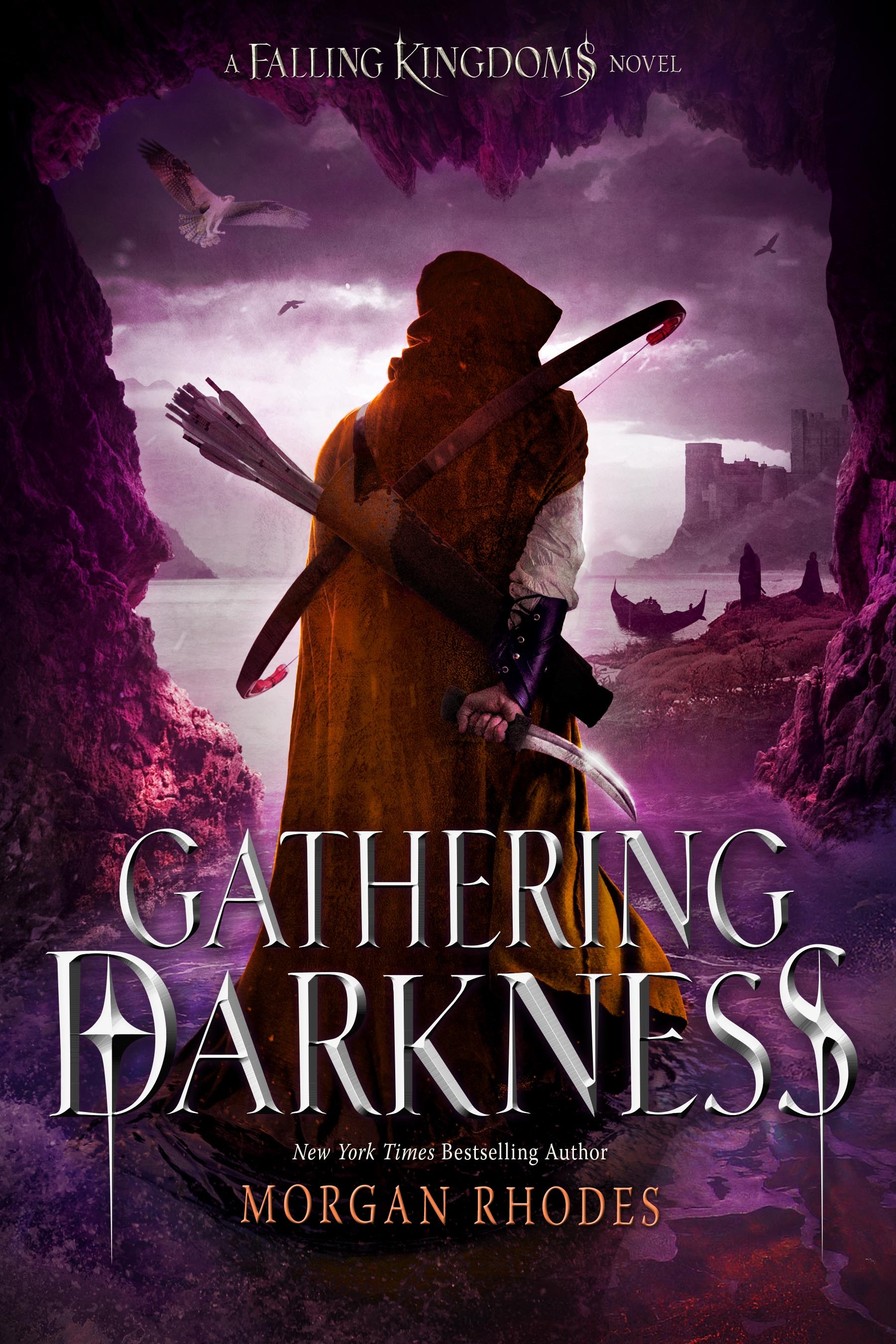 Gathering Darkness (Falling Kingdoms #3) by Morgan Rhodes